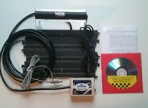 """TYCO 15"""" LAP COUNTER  4 LANE USB SYSTEM OR SEND US YOUR TRACK TYPE 1000sec TIMES"""