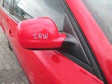 el. Außenspiegel rechts VW Passat 3B tornadorrot LY3D Spiegel rot