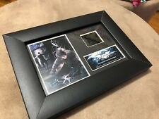 Film Cell Genuine 35mm Framed Matted Batman Dark Knight Rises USFC5930