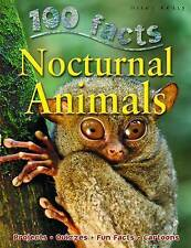 Nocturnal Animals (100 Facts)-ExLibrary