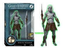 """Game Of Thrones SDCC Exclusivo Gita Blanco WALKER 6"""" Figura Legacy Colección"""