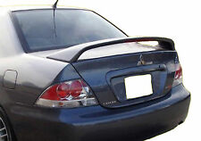 MITSUBISHI LANCER / RALLIART FACTORY UNPAINTED REAR WING SPOILER 2004-2007