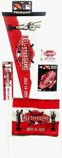 2015 MLB ALL STAR GAME Cincinnati Reds--5-Piece Set--Car Flag, Pennant & Decals