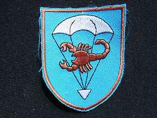 altes Ärmelabzeichen Fallschirmjäger Btl. 263 Saarlouis