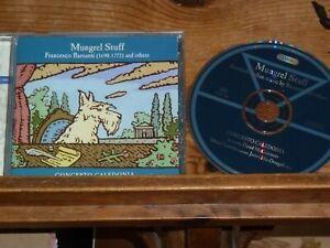 Linn 2001 HDCD Mungrel Stuff Barsanti C18th Scottish-Italian Concerto Caledonia