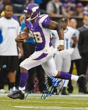 ADRIAN PETERSON SIGNED AUTOGRAPH 8X10 PHOTO MINNESOTA VIKINGS