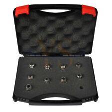 9pcs Precision set ER16 collet set range 2-10mm CNC Milling lathe toolholder
