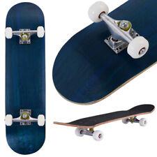 Skateboard 80 x 20 cm Komplettboard Ahornholz  Minicruiser 8 inch Holzboard