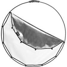 """Lastolite LL LR3300 Halo Compact Reflector (Silver/White, 32"""")"""