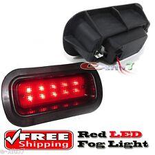 NEW Acura Civic CRX Prelude JDM/Edm Rear Bumper Fog Brake Light Lamp LED Red Len