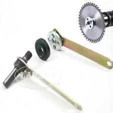Arbor Mandrel Drill Angle Adaptor for Grinder Cut Off Wheels Disc 10mm Shank A
