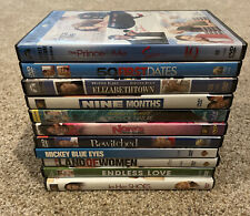 Rom Com Dvd lot (11) Used Opened Romantic Comedy Drama Bewitched Elizabethtown