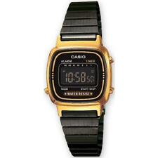 Ladies Casio Digital Bracelet Watch La670wegb-1bef Our 33.95