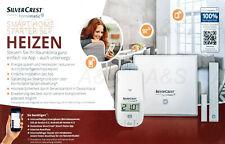 Smart Home Starterkit Set SILVERCREST Sicherheit Homematic IP kompatibel NEU OVP