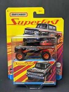 Matchbox Superfast 1968 DODGE D200 Truck