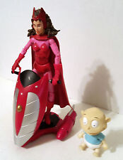 Marvel Legends Scarlet Witch Legendary Rider Series New