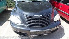 Chrysler PT Cruiser 2,0 Bj.2001 Schwarz Motorhaube