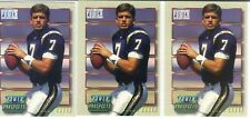 (3)1993 PRO SET POWER UPDATE PROSPECTS GOLD TRENT GREEN #PP-3 San Diego Chargers