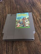 Play Action Football Original Nintendo NES Game Cart NE2