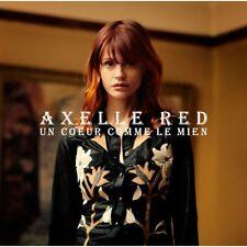 AXELLE RED UN COEUR COMME LE MIEN DELUXE CD DVD BONUS T