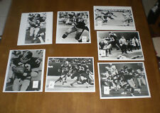 PITTSBURGH STEELERS FRENCHY FUQUA 8x10 PHOTOS - YOUR CHOICE