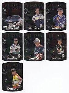 2000 Press Pass OIL CAN #OC8 Dale Jarrett SWEET CARD! ONE CARD ONLY!!!