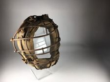 Vintage Baseball Catchers Mask No Strap Age Unknown