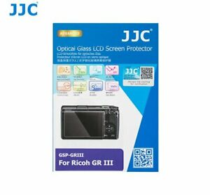 JJC GSP Series Optical Glass Ultra-thin LCD Screen Protector for RICOH GR III