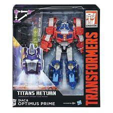 Transformers Titans Return Voyager Optimus Prime - New Instock