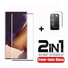 For Samsung Galaxy Note 20 / 20 5G Full Cover Tempered Glass Screen Protector