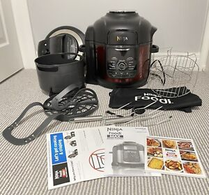 Ninja Foodi Max 9-in-1 Multi Cooker 7.5L Limited Edition OP500UK