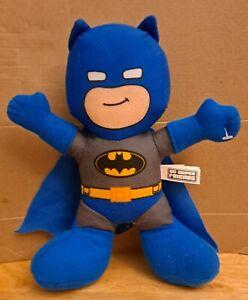 DC Comics SUPER FRIENDS Blue Batman Stuffed TOY FACTORY PLUSH
