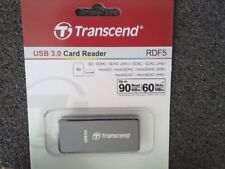 Kartenleser - USB 3.0 - Transcend - TS- RDF5K - micro SD - micro SDHC - NEU