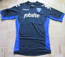 Pompey PORTSMOUTH FC  away shirt jersey Kappa 2011-2012 PERFECT adult SIZE M