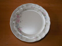 "Pfaltzgraff TEA ROSE Dinner Plate 10 3/8"" USA 1 ea                  7 available"