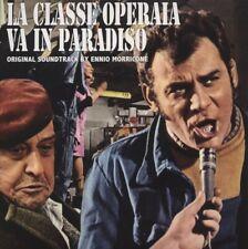 SEALED NEW LP Ennio Morricone - La Classe Operaia Va In Paradiso