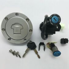 Ignition Switch Fuel Gas Cap Seat Lock Key Set For Honda CBR600RR/929/954/1000RR