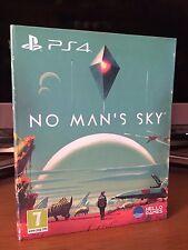 No Man's Sky Edición Coleccionista PS4 Precintado PAL ESP (Nuevo PlayStation 4)