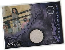 Angel Season 4 - PW4 Jasmine Pants - Gina Torres Pieceworks/Costume Card (C)