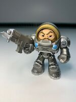 """Funko Mystery Mini Heroes Of The Storm 3"""" Silver Figure Jim Raynor Blizzard VGC"""