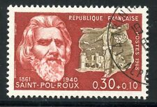 STAMP / TIMBRE FRANCE OBLITERE N° 1552 CELEBRITE / PAUL PIERRE ROUX