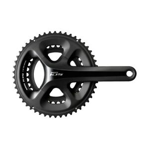 Shimano 105 FC-5800 Chainset - Black