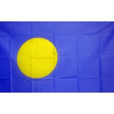 Palau Country flag Banner Sign 3' x 5 Foot Polyester Grommets
