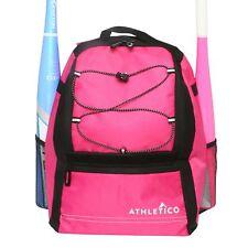 01fa075d56d2 Athletico Youth Baseball Bat Bag - Backpack for Baseball