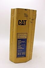 CAT CATERPILLAR SERVICE SHOP REPAIR BOOK MANUAL VOLUME 2