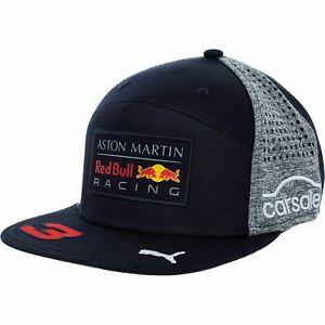 PUMA Ferrari Men's Night Sky Ricciardo Cap Hat One Size