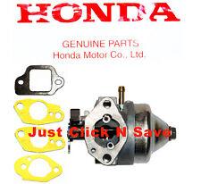 HONDA HRB216 HRR216 HRS216 HRT216 HRZ216 Engines CARBURETOR & GASKETS KIT SET