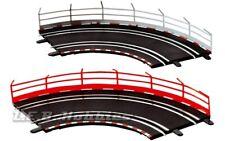Carrera GO!!! 61651 Guardrail Fence for 1/43 slot car track, 10/pk