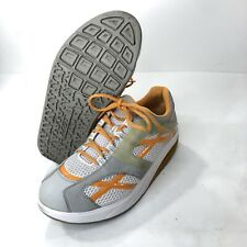 Mbt Womens Size 11 M. Walk Orange Shoes Physiological Fitness Exercise Toning