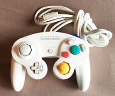 (White) Official OEM Nintendo Gamecube Controller Pad Japan Import